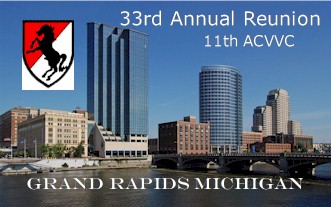 33rd Annual Reunion 11th ACVVC