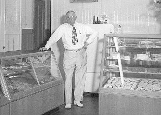 My Grandfather In Hersey's Bakery