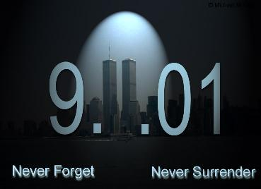 Never Forget - Never Surrender