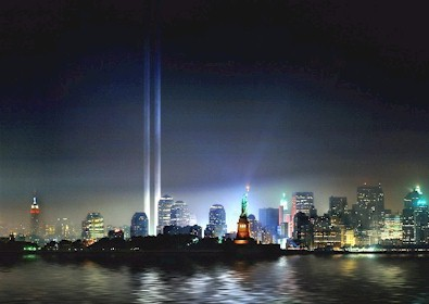 World Trade Center Beacons Of Hope